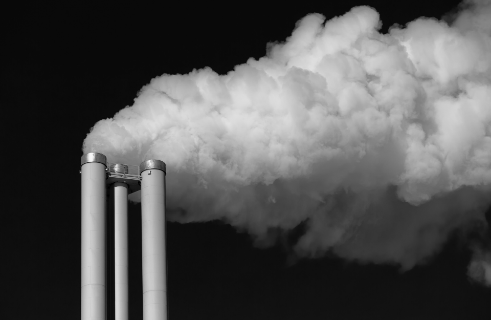 World Pressure On Business & Industry To Cut CO2 Emissions